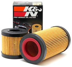 K&N Cartridge Oil Filters