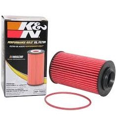 K&N HP Series Cartridge Oil Filters