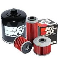 K&N Motorcycle Oil Filters