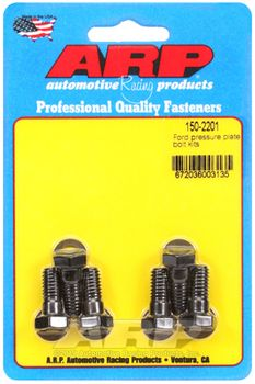 ARP Pressure Plate Bolts, Ford 289-460 V8, 1985 & Earlier, (150-2201)