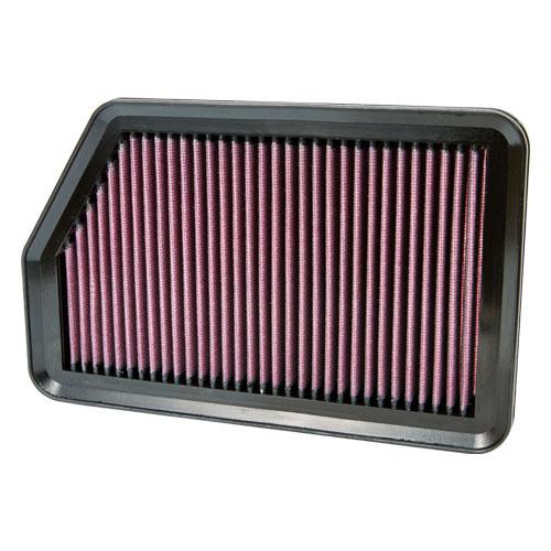 K/&N Panel Air Filter ref Ryco A1727 FOR HYUNDAI TUCSON 2.0L L4 F//I 33-2451