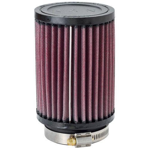 "K&N Universal Air Filter (RD-0710) 64mm, 2.5"" inlet x 5"" Long"