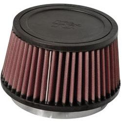 "K&N Universal Air Filter (RU-3110) 114mm, 4.5"" inlet x 3.25"" long"