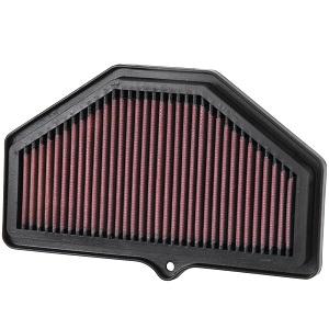K&N Replacement Air Filter, Suzuki GSXR600, Suzuki GSXR750, 04/05, (SU-7504)
