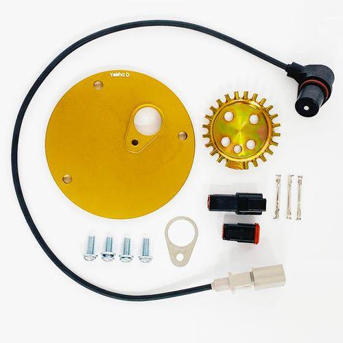 Yelsha-D, RB20, RB25, RB26 Cam Sensor - 24-1 Trigger Kit, (Y-Trigger-GOLD)