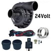 Davies Craig, EWP115 Nylon Kit, 24V 115LPM Electric Water Pump, Suitable 2.0L-3.5L Engine, DC-8026