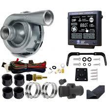 Davies Craig, EWP150 Combo, 12V 150LPM, Electric Water Pump & Controller, Suit Big HP Engine, DC-8970