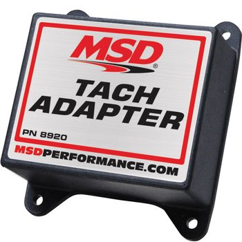 MSD Tach Adapter, Magnetic Trigger, (8920)