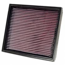 K/&N 33-2149 Replacement Panel Air Filter for 00-07 BMW X5 4.4L//4.6L V8