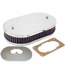 K&N Air Filters for Weber Carburetors